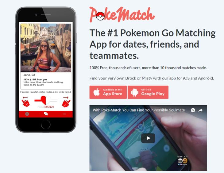 PokeMatch