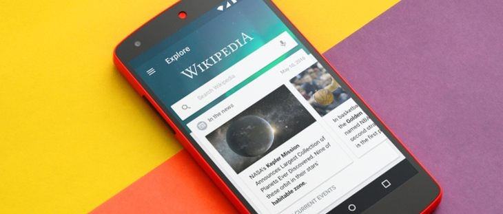 Wikipedia-Android