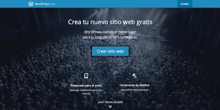 4 plataformas gratuitas para crear tu propio blog desde cero