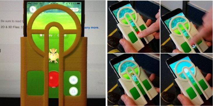 carcasa iphone pokemon go
