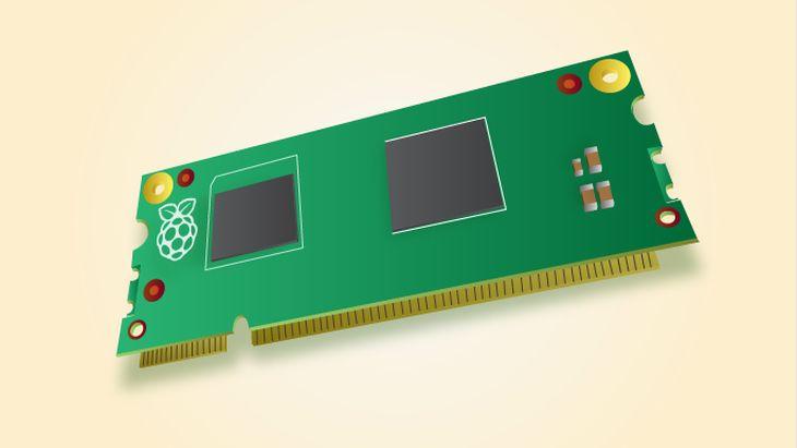 Imagen: Ilustración de Raspberry Pi