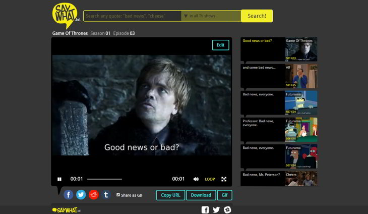 gifs game of thrones