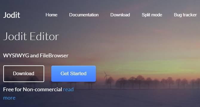 Jodit: Editor WYSIWYG Y Explorador De Archivos Web