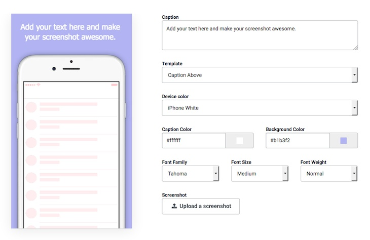 App Launchpad, para crear imágenes de aplicaciones para la App Store y Google Play