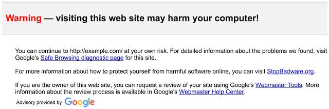 gmail enlaces sospechosos