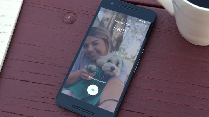 Ya es posible descargar Google Duo, nueva app de videollamadas instantáneas