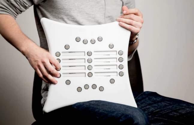 Uno de los prototipos de Kickstarter