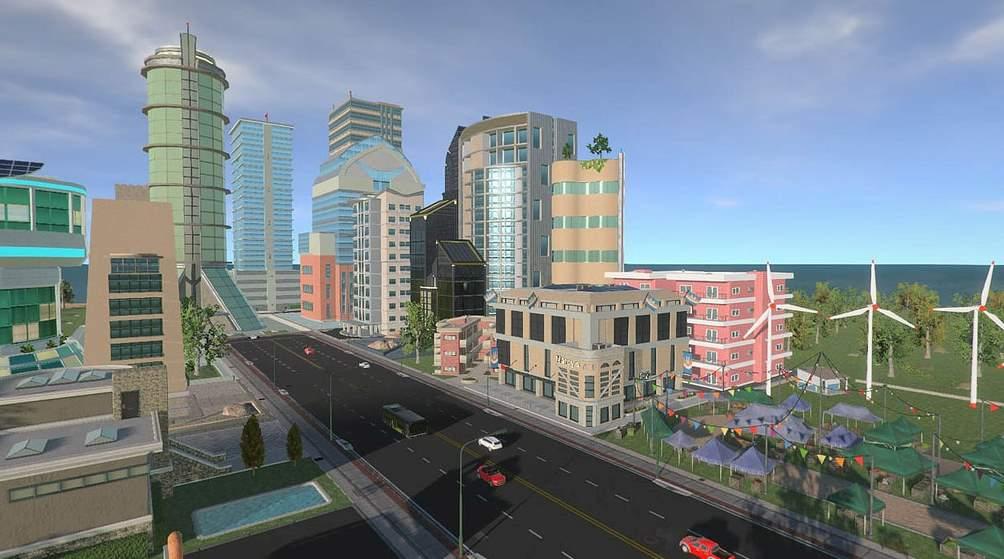 """Big City Stories, juego MMO gratuito para construir ciudades desde la PS4 y """"vivir en ellas"""""""