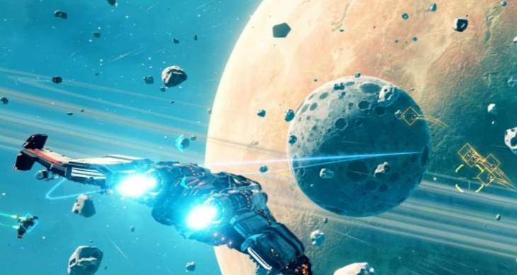 Everspace, juego de Xbox aún en desarrollo