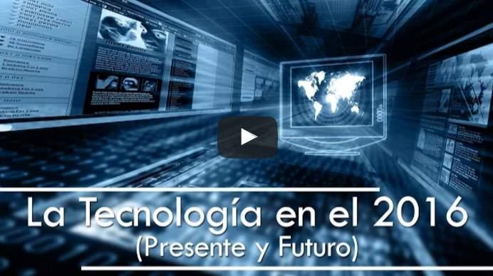 La tecnología en 2016