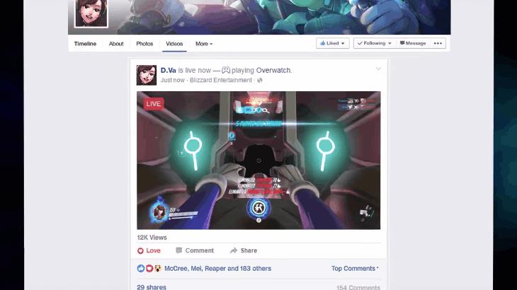 juegos blizzard facebook