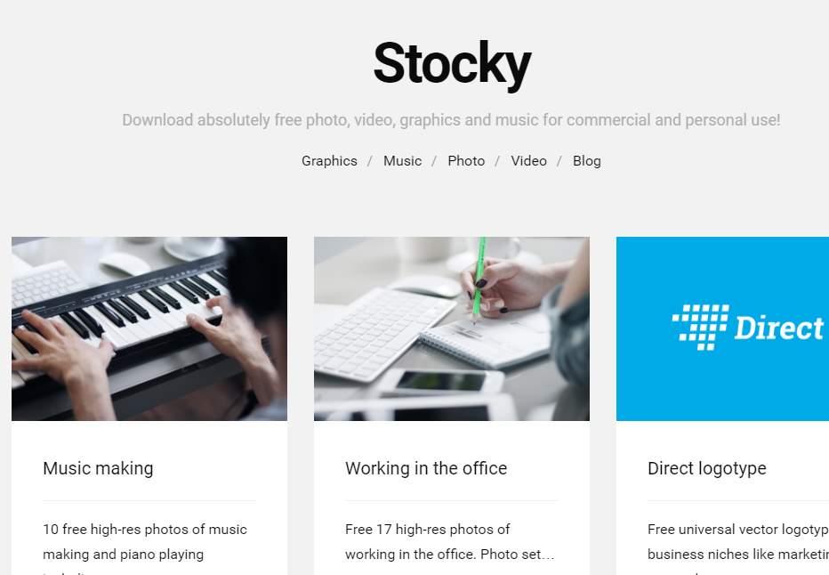 stocky, fotos gratis clasificadas para uso personal o comercial