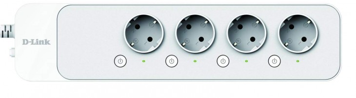 Home Smart Power Strip (DSP-W245)