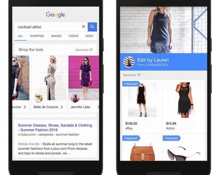 moda en google