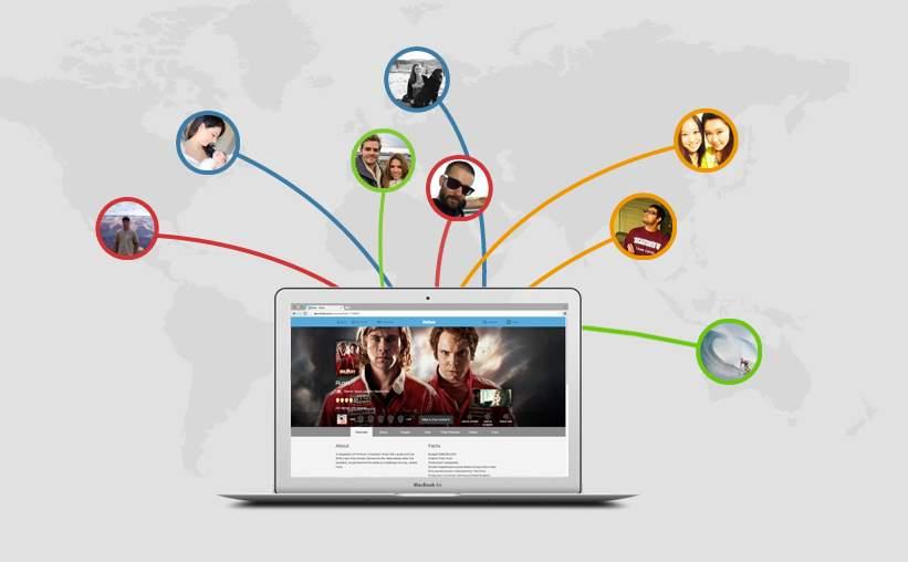 itcher, una completa plataforma de recomendaciones de libros, películas, juegos y música