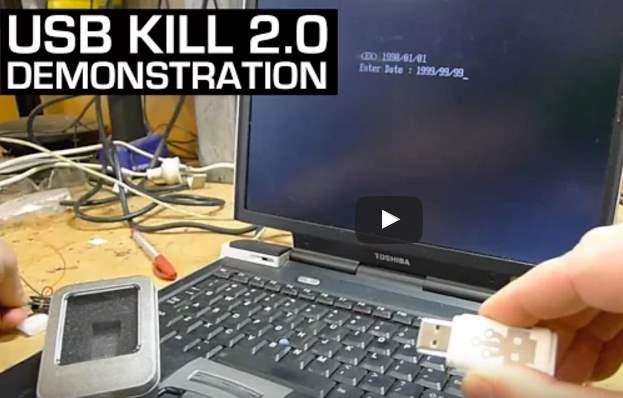 Este barato dispositivo USB destruye cualquier ordenador o TV al que se conecta
