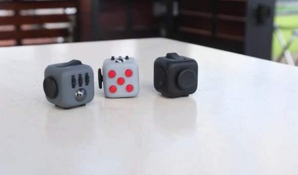 Fidget Cube, el juguete que pedía 15.000 dólares y lleva 1,5 millones en poco tiempo