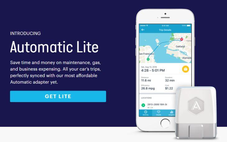 Automatic lanza dispositivo de menor coste para ahorrar tiempo y dinero en los coches