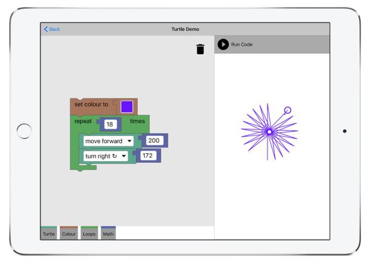 Google lanza la vista previa para desarrolladores de Blockly para iOS