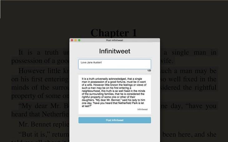 infinitweet