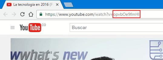 codigo-unico-youtube