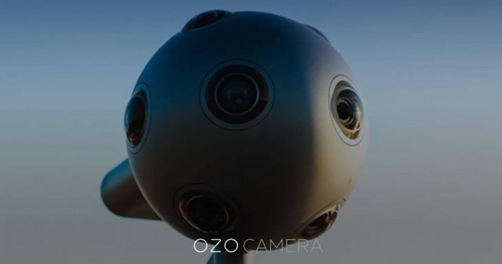 Cámara Ozo 360 grados de Nokia