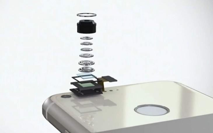 cámara pixel