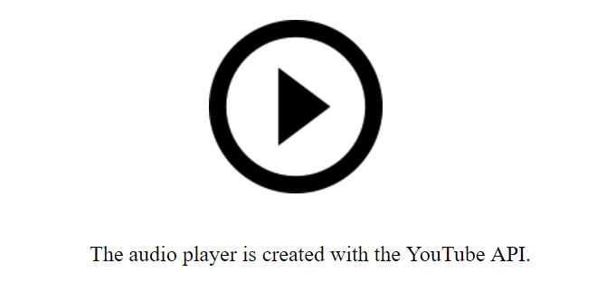 incrustar-audio-youtube