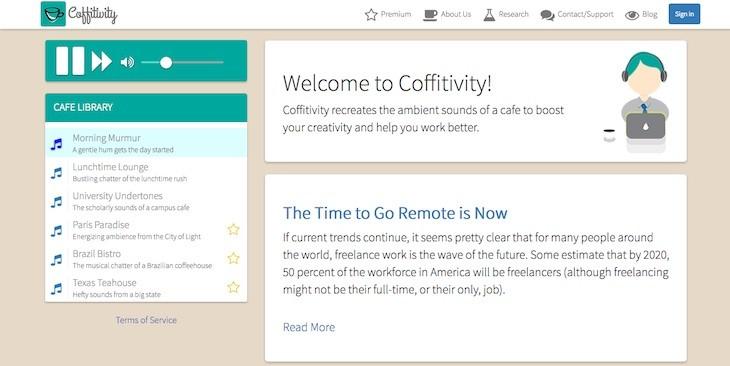 coffitivity
