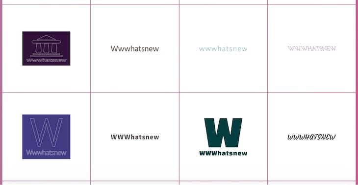 2 herramientas gratuitas para crear logos sencillos a través de Internet