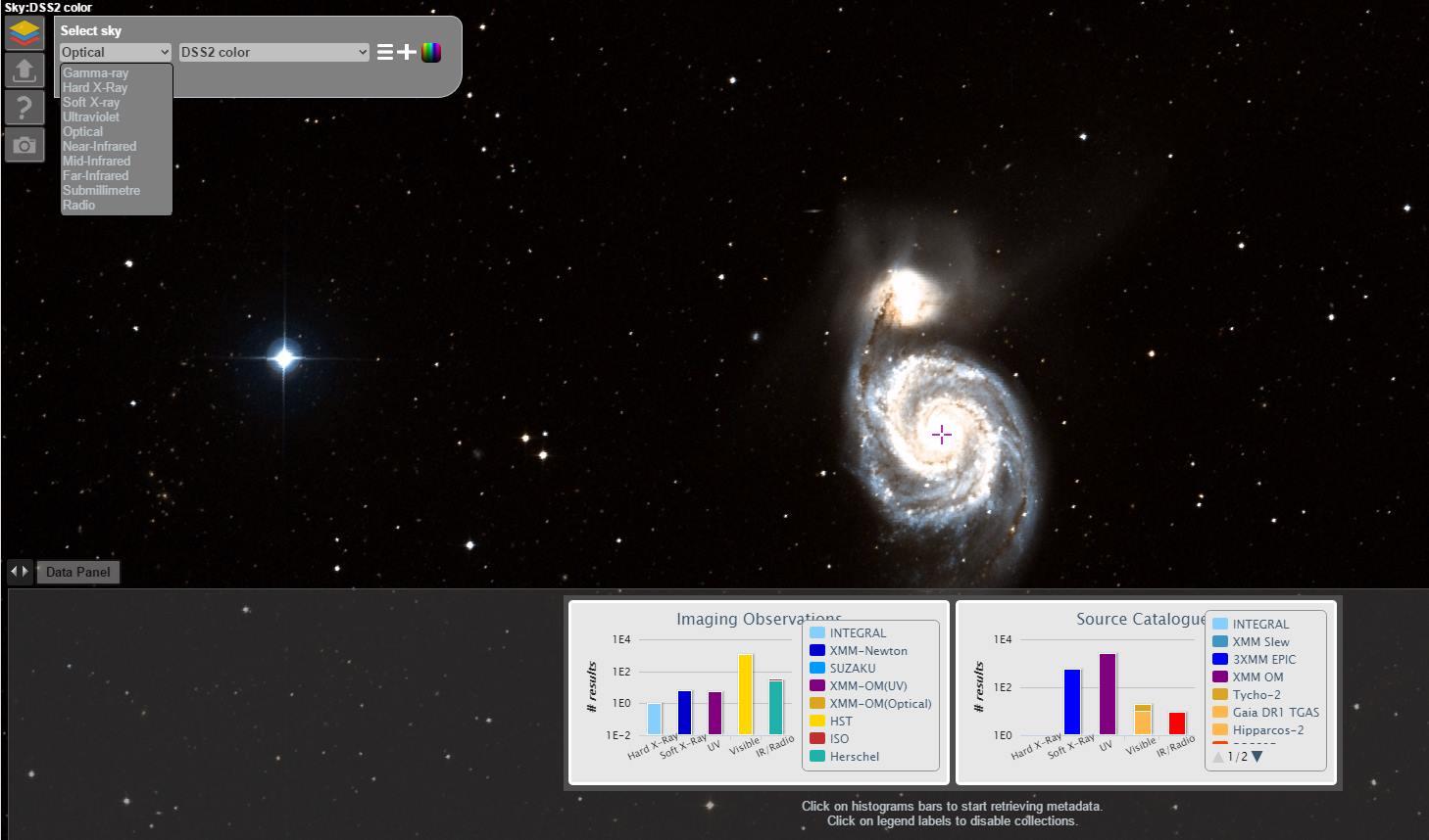 3 impresionantes páginas web para amantes de la astronomía
