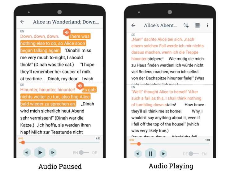 Beelinguapp, una app de aprendizaje de idiomas que busca financiación para crecer