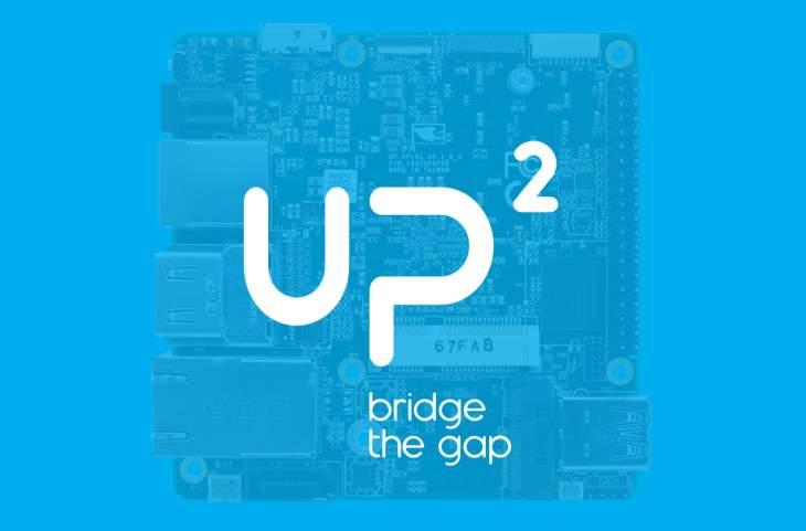 UP² quiere ser una pequeña placa informática con altas prestaciones para proyectos