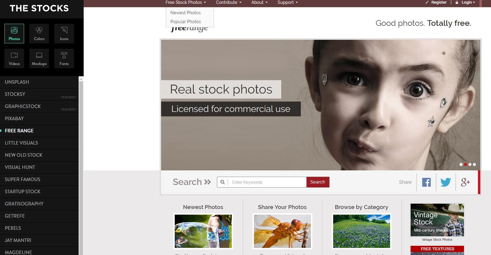 Fotos, iconos y vídeos gratis para usar en proyectos personales y comerciales