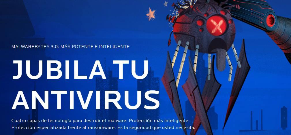 Malwarebytes presenta su versión 3.0, para que los antivirus dejen de ser necesarios