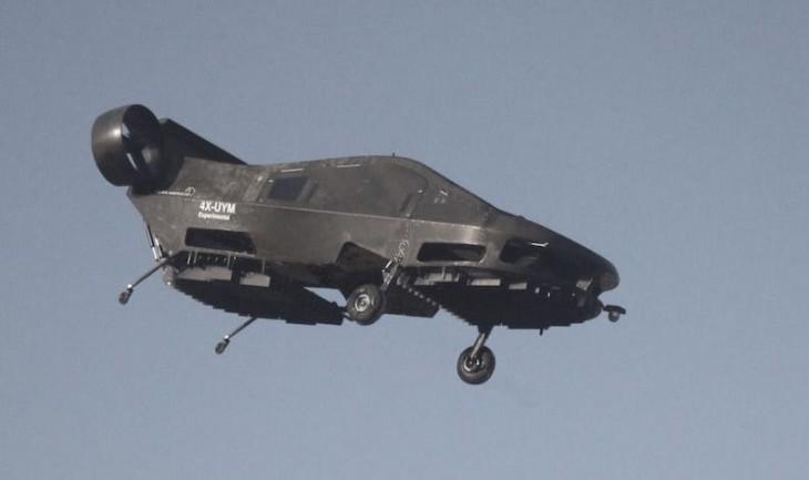 Imagen: Urban Aeronautics