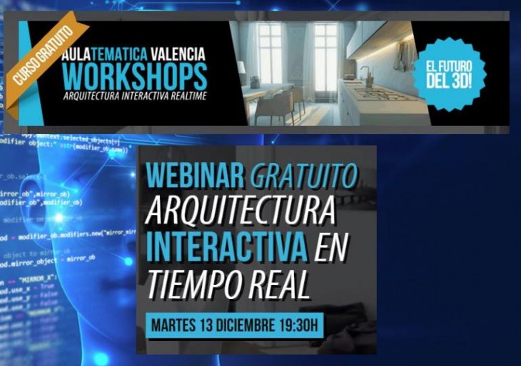 Arquitectura Virtual Interactiva RT