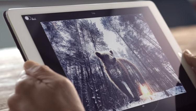 Adobe trabaja en un asistente virtual que edita fotografías con comandos de voz