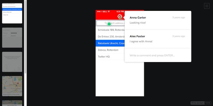 Feedbag, una sencilla herramienta colaborativa de gran utilidad en el mundo del diseño