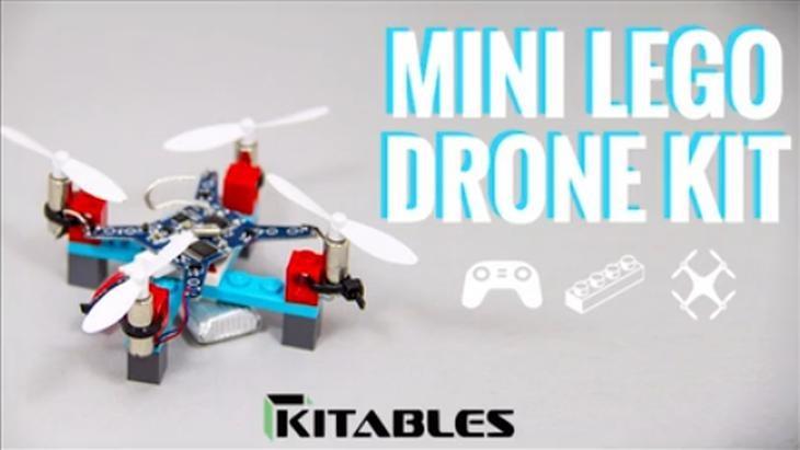 MiniDronLegoKit