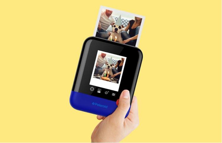 Polaroid presenta Polaroid Pop, cámara de 20 megapíxeles que imprime sin usar tinta
