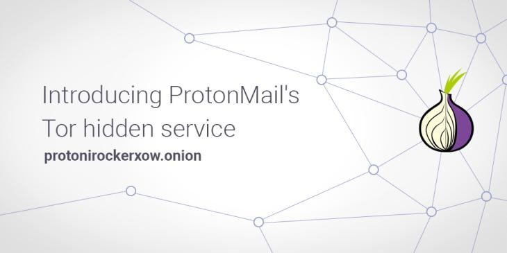 Protonmail-TOR
