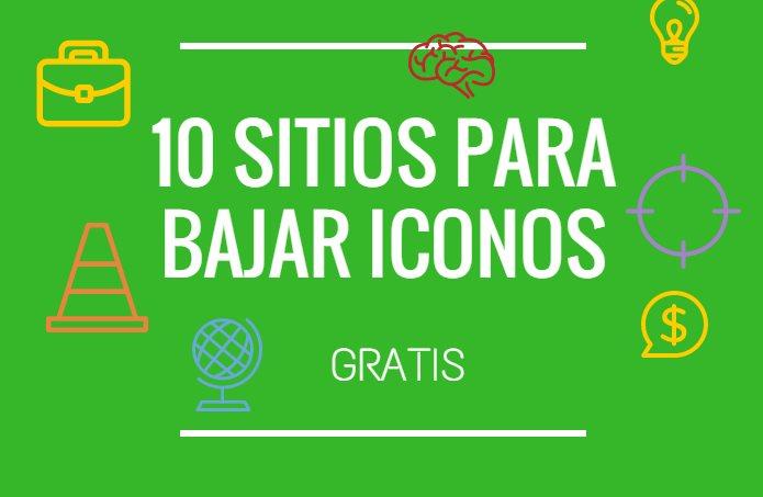 10 buscadores para bajar iconos gratis