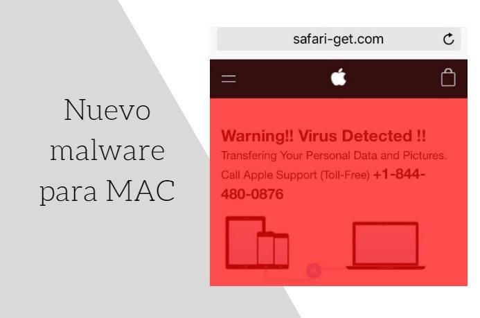Nuevo malware está atacando a ordenadores Mac
