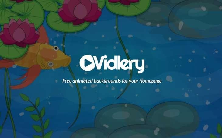 Esta web ofrece una colección de animaciones para usar como fondos en