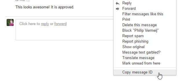 id gmail