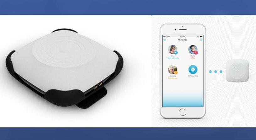 Ping, un nuevo GPS, pequeño y con batería de 3 meses