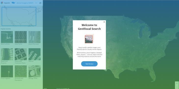 GeoVisualSearch