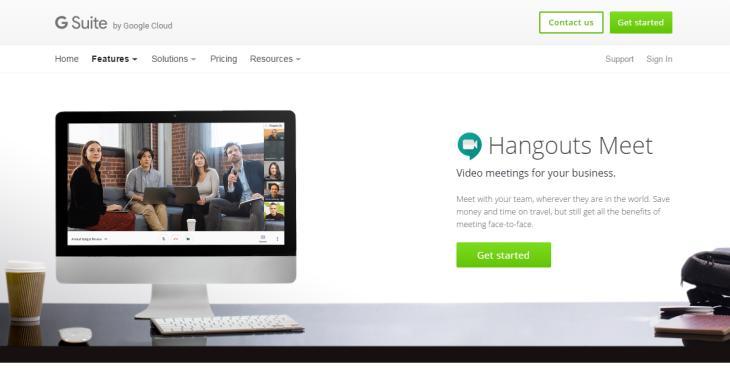 HangoutsMeet