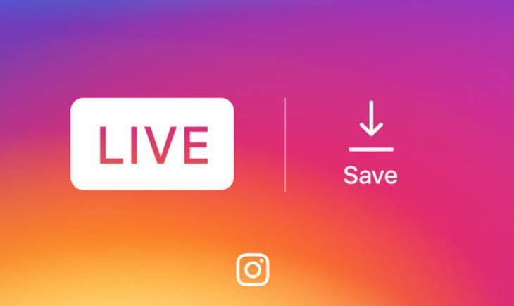 ¡Instagram te permitirá guardar los vídeos que transmitas en vivo!